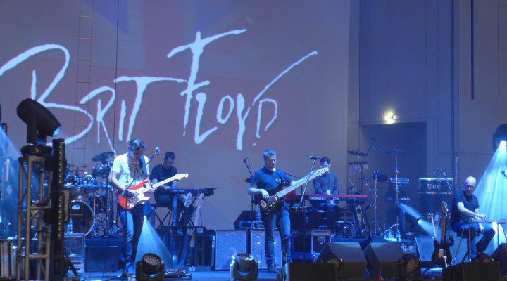 Brit Floyd a Stoccarda: incontro e concerto prima del tour Italiano