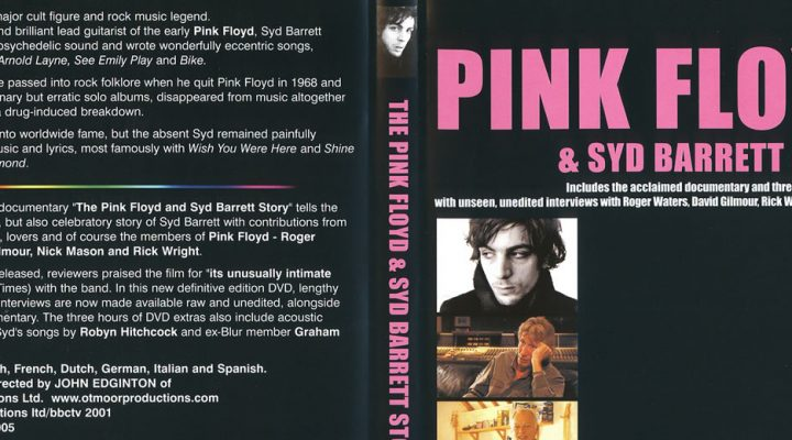 DVD – The Pink Floyd and Syd Barrett Story